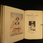 1906 1st ed Enchanted Land Snow Queen Chisholm Signed Illustrated DISNEY Frozen
