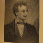 1888 Abraham Lincoln Reminiscences Slavery Civil War US Grant Gettysburg A. Rice