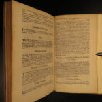 1698 1ed Scottish LAW Dirleton Doubts & Questions Scotland Political Nisbet