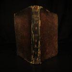 1797 RARE & Important Judaica Livorno Italy Jewish Sefer Mikdash Hebrew Prayer