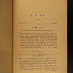 1881 1st US ed Charles Darwin Movement of Plants Botany Leaves Seeds Evolution