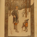 1902 Santa Claus Life & Adventures L Frank Baum Color Illustrated Christmas