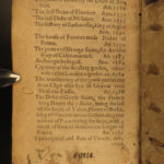 1607 1st Howes ed Stow Chronicle of England Scotland Saxon War King Stephen RARE