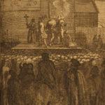 1695 1ed History of Anabaptists Illustrated Baptist TORTURE Munster Rebellion