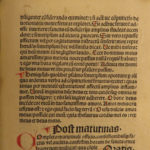 1498 1ed Trithemius INCUNABULA Spiritual MYSTICISM Magic Occult Incunable Monks