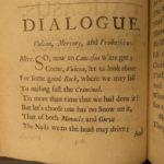 1686 ENGLISH Lucian Samosata Dialogues of gods Philosophy Greco-Roman Mythology