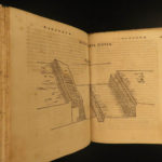 1567 Cattaneo Military Fortification Architecture Medici Italy Italian Wars RARE
