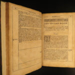 1650 ENGLISH Browne Pseudodoxia MAGIC Science Magnetism Witches Unicorns Alchemy