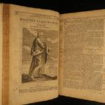 1701 Thomas Stanley History of Philosophy Metaphysics Socrates Aristotle Plato