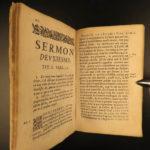 1655 1st ed Huguenot Bible Sermons Epistles of Paul Titus Jean Daille Charenton
