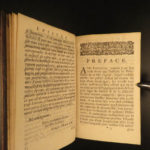 1712 Apologie by Naude MAGIC Sorcery Alchemy Occult Merlin Demons Agrippa Bacon