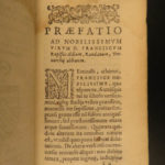 1583 GREEK Hierocles of Alexandria Golden Verses Pythagoras Marcilius Philosophy