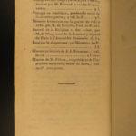 1792 1ed Letters of Mirabeau French Revolution Love Letters Sophie de Monnier 4v