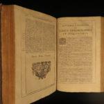 1663 1ed Alford Griffith Fides Regio Annals of Britain British Church England 4v