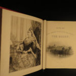 1897 Life of Queen Victoria England Britain Military Opium Wars Prince Albert