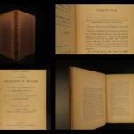 1841 1ed English Efes Dammim Jerusalem Jewish Zaslav Poland Damascus Affair
