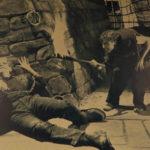 1931 1st ed Frankenstein Mary Shelley Classic Horror Novel Photoplay Illustrated