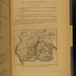 1898 Clara Barton Red Cross Nursing CIVIL WAR Medicine Texas Illustrated Cuba
