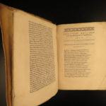 1598 LAW French Customs of Paris France Charondas Caron Civil & Criminal Law
