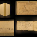 1820 Voyages in Indian Seas AFRICA MAP Cape of Good Hope Java Madras James Prior