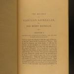 1881 Spanish Bachelor of Salamanca Vanillo Gonzales Le Sage Townsend Los Rios 2v