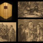 1876 Torquato Tasso Jerusalem Delivered Crusades English Illustrated Wiffen RARE
