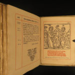 1887 Legendary History of Cross Legend Superstition Medieval Woodcuts Caxton