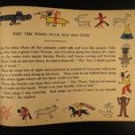 1928 Native American INDIAN Tales Folklore Animals Color Illustrated El Comancho