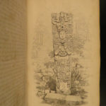 1842 Egypt & Holy Land Incidents of Travel John Stephens Pyramids 2v Archaeology