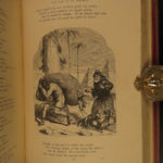 1867 EXQUISITE Ingoldsby Legends Occult Esoteric Tenniel Leech Cruikshank Illustrated