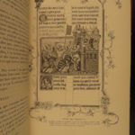 1874 EXQUISITE Saint Louis IX Medieval France Joinville Crusades French Wailly