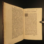 1664 1ed History Flanders Belgium Holland Loyson Grotius Bentivoglio Netherlands