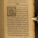 1560 Dialogues of Women Italian Dolce Institution Education Marriage FEMINISM