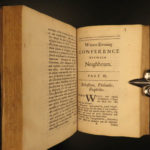 1686 Goodman Winter-Evening Conference Christian Bible Morals Gambling Alcohol