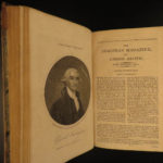1800 Death of George Washington SLAVES America Slavery Napoleon Bonaparte Wars