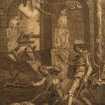 1798 Don Quixote Cervantes Saint-Martin French Illustrated ENDING Controversy 4v