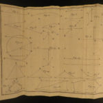 1805 Surveying Method Topography COLOR Map Making Landscaping Construction Lecoy