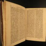 1662 1ed Saint Francis de Sales Letters MYSTICISM Catholic vs Protestant Reform