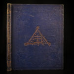 1855 Masonic Constitutions of the Freemasons Illustrated Mason Secrets Anderson