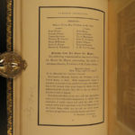 1866 1ed Obsequies of Abraham Lincoln United States President Funeral Valentine