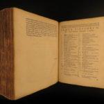 1661 Canon LAW Corpus Juris Inquisition Catholic Papal Decrees Lancellotti