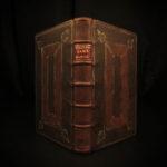 1728 Sir Walter Raleigh Walsingham Manual LAW Court Politics Queen Elizabeth