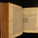 1563 Italian Renaissance History of ITALY Guicciardini Medici Politics Venice