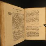 1752 1st ed Optical Medicine & Surgery EYES Heister Human Anatomy Ophthalmology