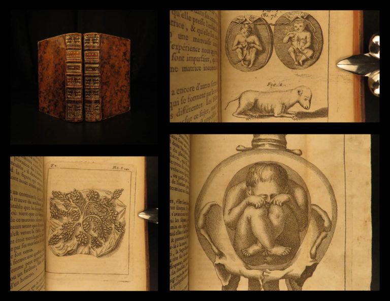 Image of 1752 Nicolas Venette Treatise on Sexology Marriage Erotica Anatomy Conjugal Love