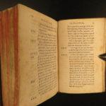 1573 1ed Frankish LAW Clovis Salica Lex Hildebert Lavardin Clothar Franks Tillet