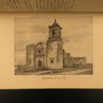 1897 1ed TEXAS Under Six Flags Romance San Antonio Galveston Austin Forts Alamo