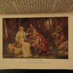 1912 Myths & Legends Fantasy Celtic Britain KNIGHTS Chivalry Occult Teutons 6v