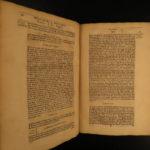 1657 1ed LAW English King Charles I England Reports Cases Thomas Hetley Lawyers