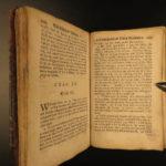 1670 1st ed ENGLISH Existence of UNICORNS Brutes Animalium Cryptozoology Beasts